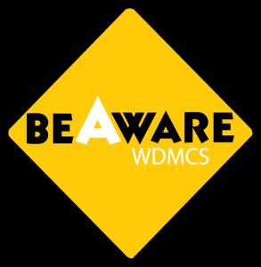 BeAware WDMCS logo